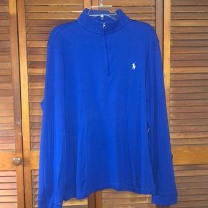 Ralph Lauren Polo long sleeve quarter zip